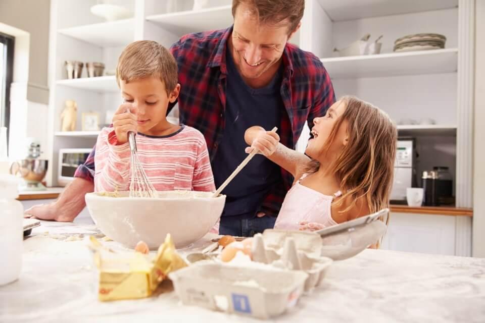 La famille cuisine Ancel Dessert