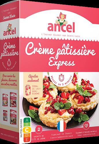 Crème pâtissière express